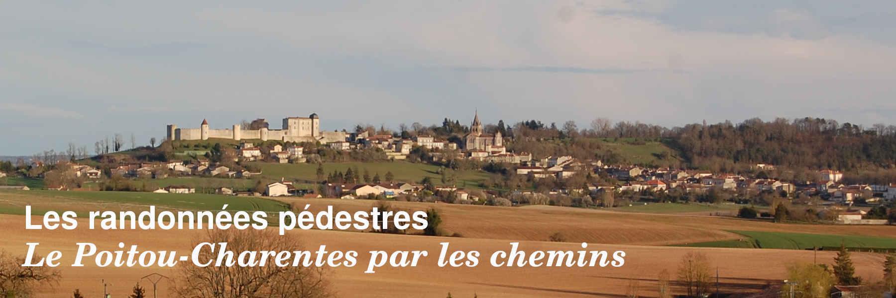 Les randonnées pédestres en Poitou-Charentes
