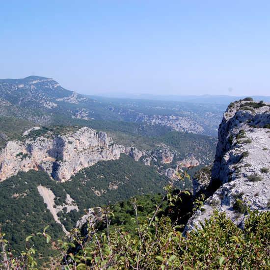 Saint Guilhem-le-Désert dans L'Hérault