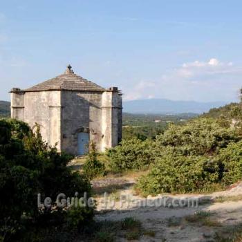 St-Restitut dans la Drôme