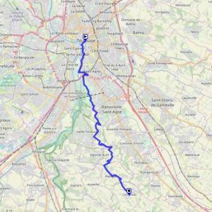 Toulouse corronsac