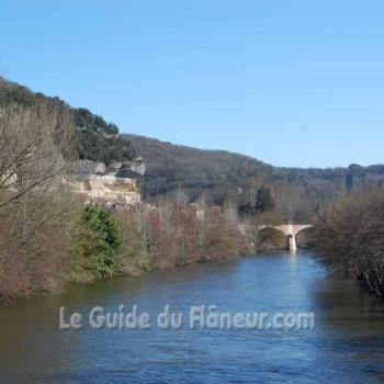 La Vézère en Dordogne