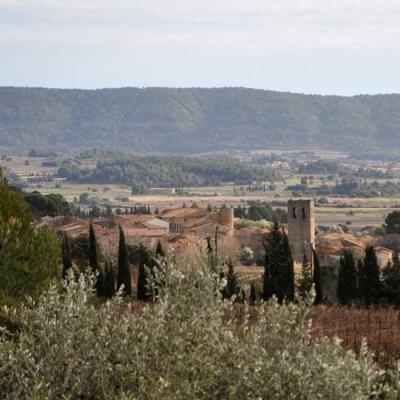 Le village de Cesseras
