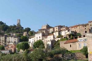 Village roquebrun