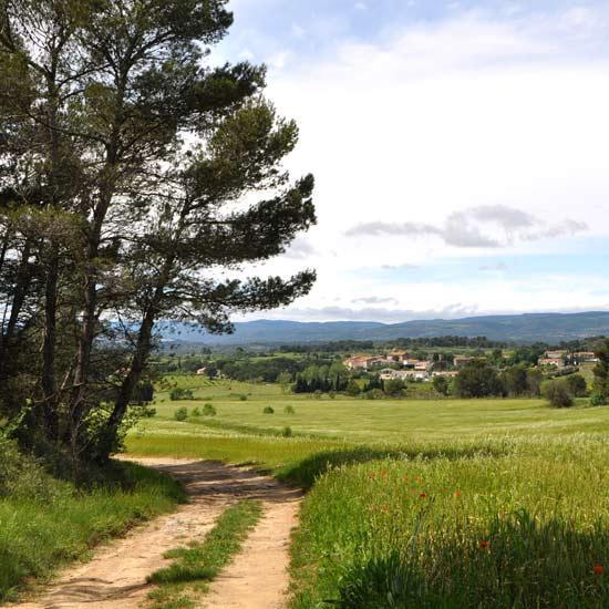Sur le chemin de Villarzel-Cabardes
