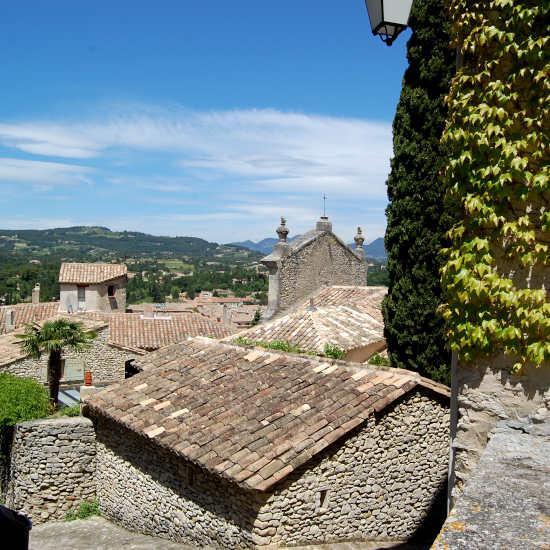 La ville ancienne de Vaison-la-Romaine