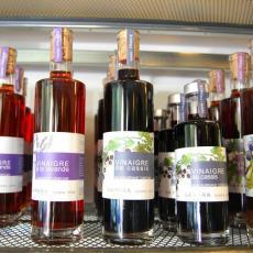 Vinaigre de Nyons en bouteille