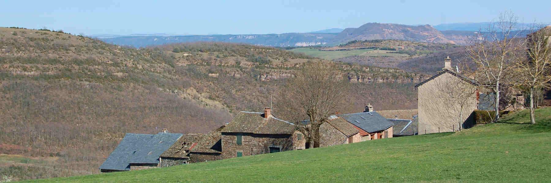 Visite de Castelnau-Pégayrols