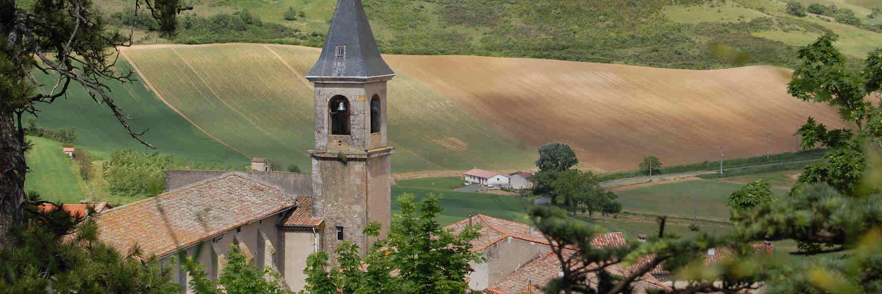 Visite du territoire du Val d'Agout