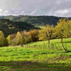 Visite village aubazine 2