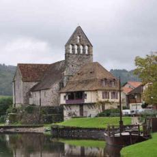 Visite village beaulieu dordogne 2