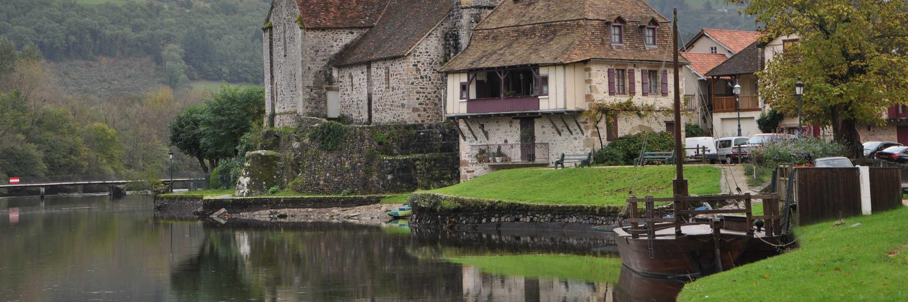Visite du village de Beaulieu-sur-Dordogne
