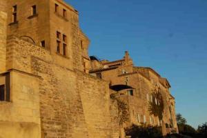 Visite village castillon du gard 2
