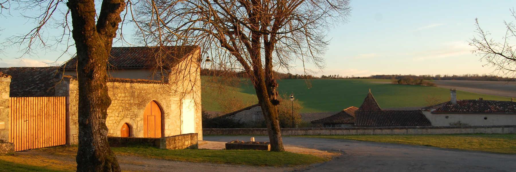 Visite du village de Charmant
