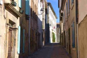 Visite village fanjeaux 2