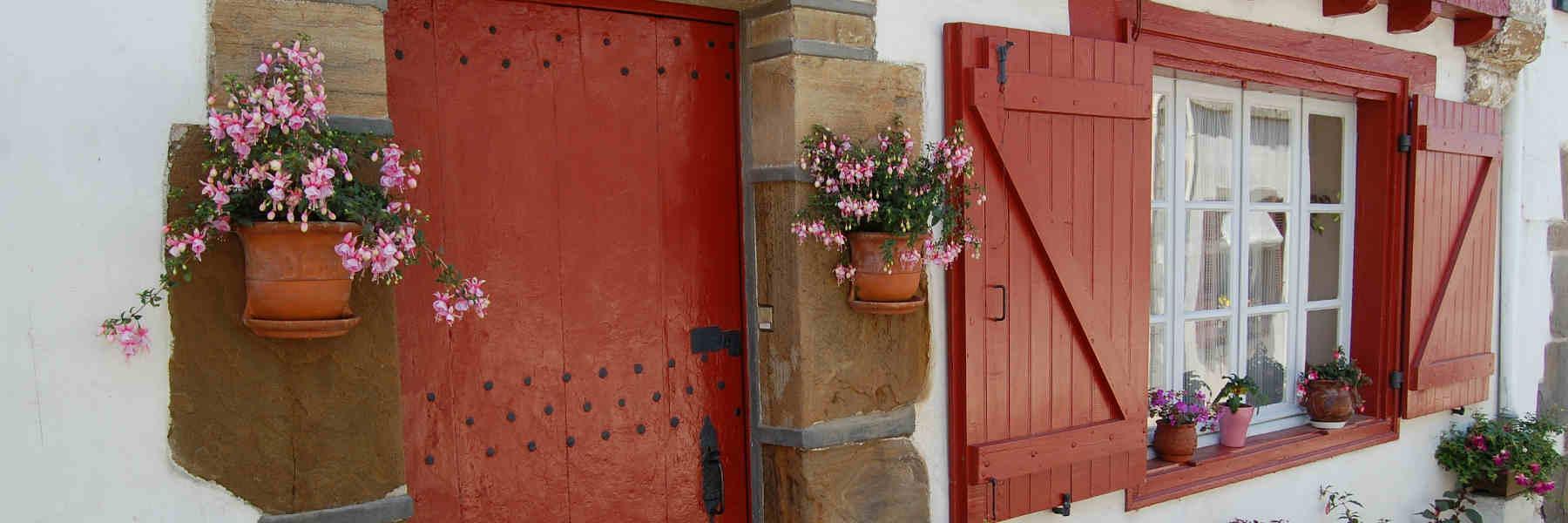 Visite du village de Labastide-Clairence