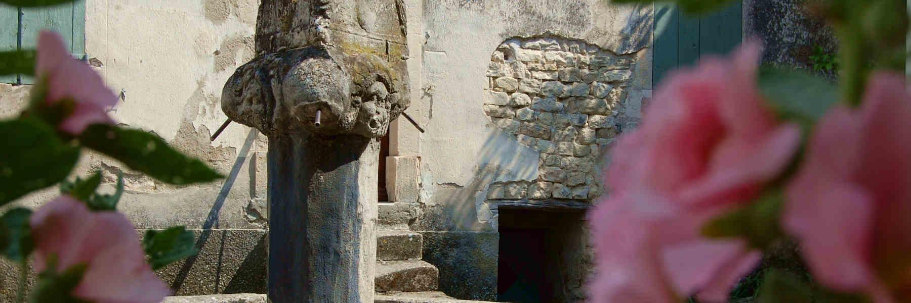 Visite du village de Limans