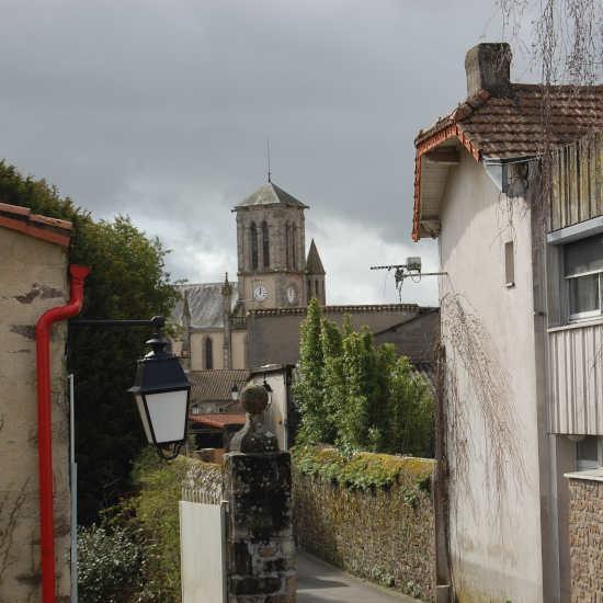 Visite du village de Montaigu