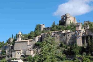 Visite village montbrun bains 2
