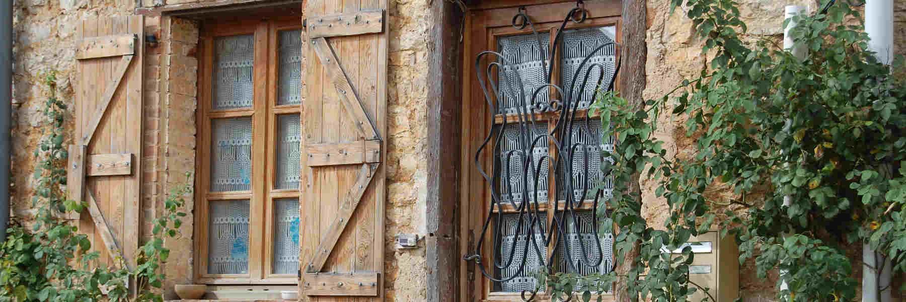 Visite du village de Montricoux