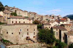 Visite village olargues 2