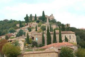 Visite village roque sur ceze 2