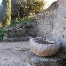 Visite village roumengoux 2