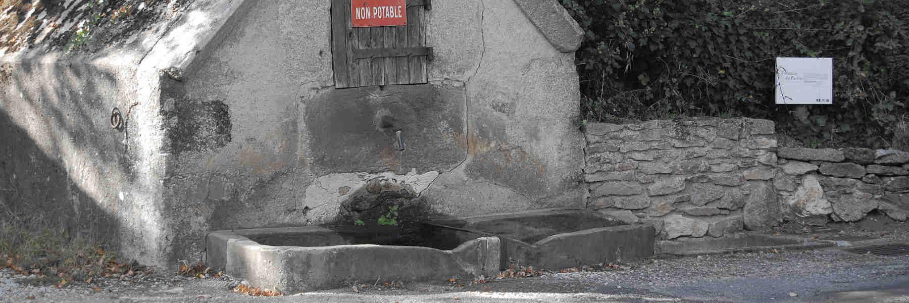 Visite du village de Saint-Denis