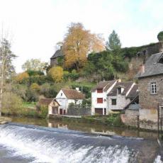 Visite village segur le chateau 2