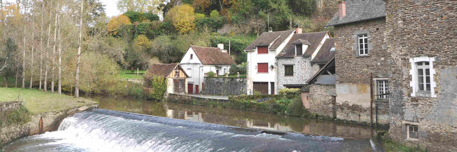 Visite du village de Ségur-le-Château