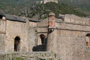 Visite village villefranche conflent 2