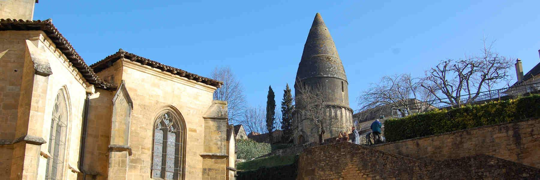 Visite de la ville de Sarlat-la-Caneda