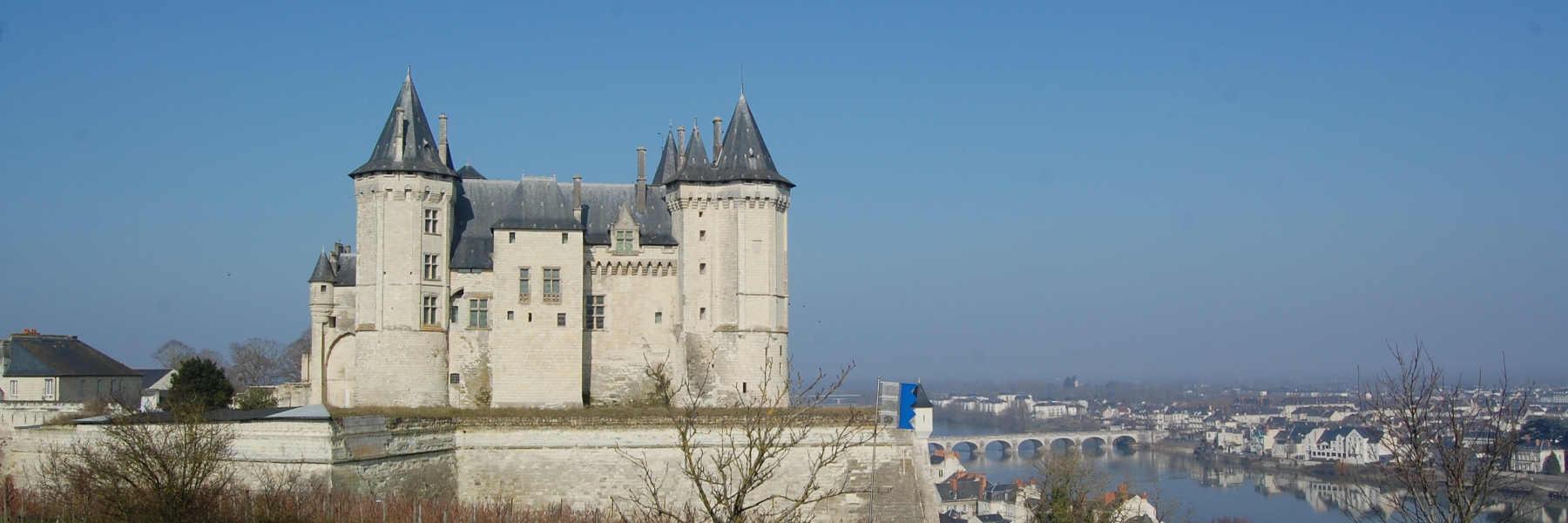 Visite de la ville de Saumur