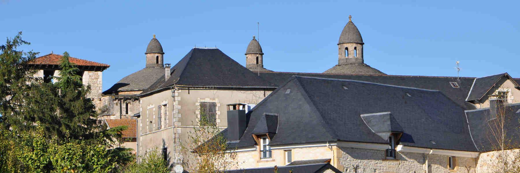 Visite de la ville de Souillac