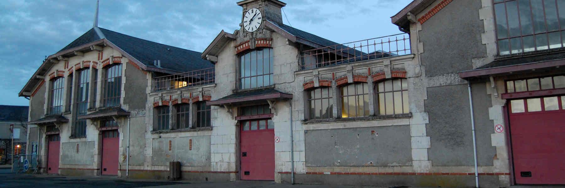 Visite de la ville de Thouars