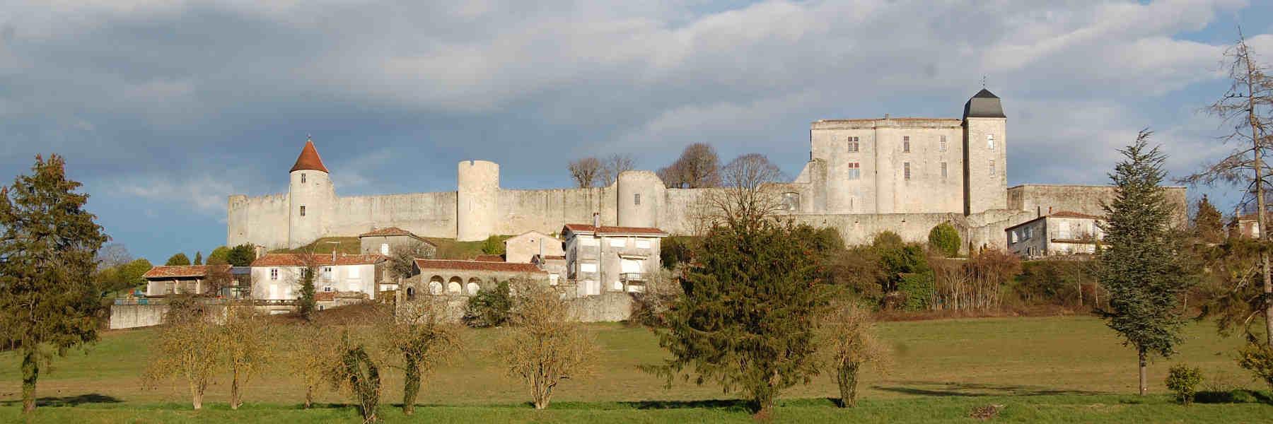 La visite de Villebois-Lavalette