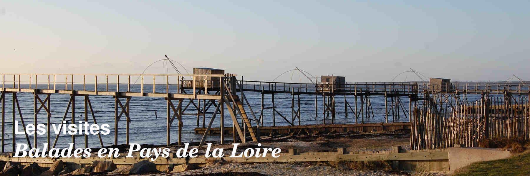 Visites du Pays de la Loire