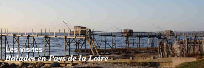 Les visites en Pays de la Loire